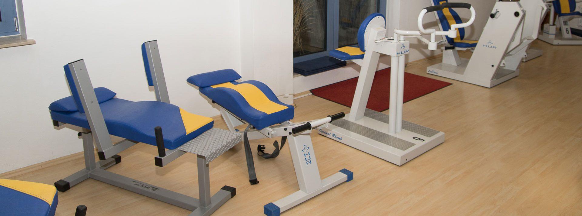 Physiotherapeuten und Heilpraktiker